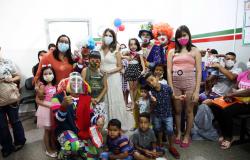 Centro de Reabilitação celebra Dia das Crianças com alegria e integração