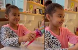 Nova boneca de filha de Pocah é batizada de Luisa Sonza
