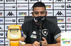Barreto analisa empate fora de casa do Botafogo: 'Jogo bem disputado'