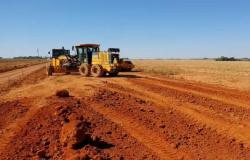Governo vai pavimentar rodovia em área de grande produção agrícola