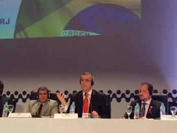 Presidente da OAB/MT apresenta ações em prol de honorários advocatícios em Conferência Nacional