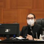 Em sessão, deputada apresenta indicação para que governo suspenda Zoneamento