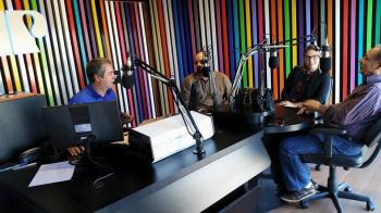 Entrevista na Rádio Jovem Pan | 20.04.2016