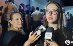 """""""Eu tinha convicção que o MDB iria apoiar Pivetta"""", destacou Janaína"""