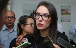 Deputada Janaina Riva é a nova presidente municipal do MDB em Cuiabá