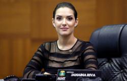 Articulada, Janaina Riva está muito próxima de controlar o cofre da Assembleia Legislativa