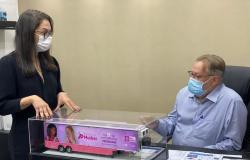 Deputada cobra implantação de mamóveis e diz que vai trabalhar por derrubada do veto