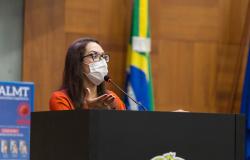 Deputada faz apelo ao governo do estado sobre servidores da Empaer