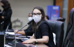 Deputada fecha 1º semestre de 2021 com 37 leis sancionadas e 699 proposituras em tramitação