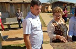 Deputada participa de comemorações dos 47 anos de Santa Carmem nesta quarta-feira