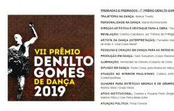 Prêmio Denilton Gomes 2019