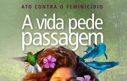 Ato De Repúdio ao Feminicídio – A vida pede passagem – #MagóPresente - #NenhumaAMenos - São Paulo – SP