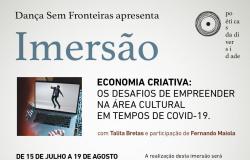 Curso: Economia Criativa- Desafios de empreender na área Cultural