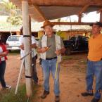 Realizado em São Luiz do Paraitinga SP o 3ª Curso de Capacitação em Manejo de Pastagem Ecológica pelo PDRS - Microbacias II da SMA-SP