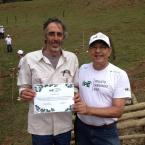 """Curso sobre Manejo de Pastagem Ecológica  marca início do projeto """"Semeando Água"""","""