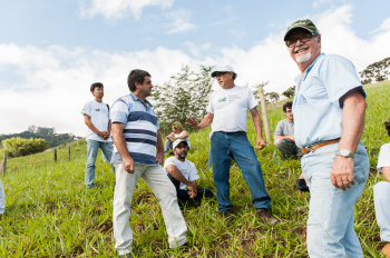 Propriedades rurais se tornam modelos de boas práticas para a conservação da água no Sistema Cantareira