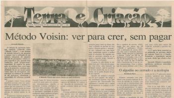 Jornal A Gazeta de Cuiabá MT - 21-10-1997
