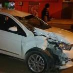 Polícia Militar registra o primeiro acidente de 2016