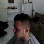 A tradição da barbearia com a evolução dos melhores cortes e penteados com Lucas Aguiar confira!
