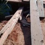 Produtores rurais chamam atenção da secretaria de obras de Presidente Médici; Ponte do Rio Dom João está em péssimas condições veja!