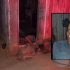 Homem é assassinado á tiros na porta de casa