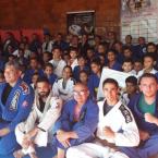 hauahuahauhauhauahhauhauahuahuahauhuProjeto Semear da Igreja Presbiteriana realizou graduação de alunos de Jiu Jitsu no último Domingo.