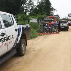 Homem é executado a tiros na Gleba Pirineus em Ji-Paraná.