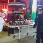 hauahuahauhauhauahhauhauahuahuahauhuLadrão é  morto ao trocar tiros com a Polícia após  roubar motocicleta