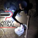 Guarnição  Raio apreende drogas e traficante leva prejuízos em aproximadamente 250 mil reais em Ji-Paraná
