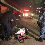 Homem é executado a tiros em frente de  motel