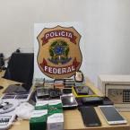 Polícia  Federal realiza Operação DESSINTONIZANDO contra o crime de tráfico de drogas