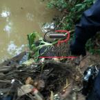 Policia Militar  localiza cadaver  em avançado  estado de putrefação