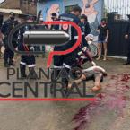Homem é  vítima de  tentativa de homicídio ao ser alvejado por vários  tiros