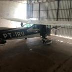 Polícia Federal deflagrada terceira fase da Operação Pedágio e apreende aeronave do grupo criminoso