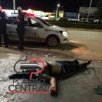 hauahuahauhauhauahhauhauahuahuahauhuHomem é  agredido covardemente por usuários de drogas próximo a  Rodoviária