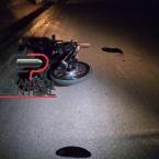 Condutor de CB 300 morre ao  avançar preferencial e colidir em outra motocicleta