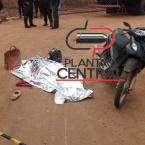 hauahuahauhauhauahhauhauahuahuahauhuJovem motociclista morre após ser atropelada por caminhão boiadeiro