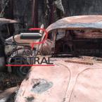 hauahuahauhauhauahhauhauahuahuahauhuVeja vídeo! Incêndio misterioso destrói  diversos veículos  apreendido no pátio  da Polícia Civil em Presidente Médici