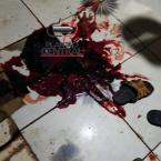 hauahuahauhauhauahhauhauahuahuahauhuHomem é  executado a tiros  na área  de  sua própria  residência na madrugada deste sábado