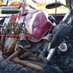 hauahuahauhauhauahhauhauahuahuahauhuHomem morre em acidente com motocicleta  ao cair em vala no Anel Viário em Ji-Paraná