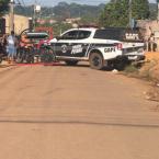 hauahuahauhauhauahhauhauahuahuahauhuAdolescente assaltante morre ao tentar roubar e trocar tiros com Policial Penal