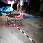 hauahuahauhauhauahhauhauahuahuahauhuHomem é assassinado a facadas  após balear o assassino