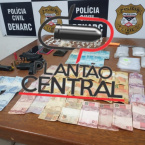 hauahuahauhauhauahhauhauahuahuahauhuOperação Horus! Polícia Cívil prende traficante que realizaria cavalgada regada a cocaína e bebida alcoólica na zona rural