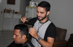 Agora em Ji-Paraná Lucas Aguiar barbearia cortes e penteados confira o trabalho do nosso novo parceiro