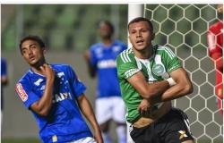 Jovem Jiparanaense marca gol  na raça na final do Brasileiro Sub-20 Confira.