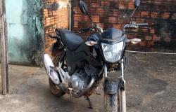 Polícia Civil e Polícia Militar  recuperam motocicleta furtada em Ouro Preto e prendem suspeitos de cometerem vários roubos..
