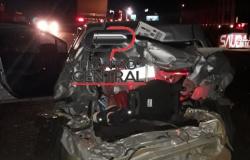 Acidente de engavetamento  e registrado  na BR 364 em Ji-Paraná