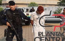 Força Tática Raio prende homicida que matou homem com tiro de garrucha no bairro Jardim Capelasso