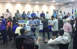 PDT, PSB PSDB, PSD, DEM, SDD e Pros juntos com Marcito Pinto