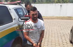 Ação conjunta da PM e PC termina na prisão  de jovem com 20 kg de maconha no bairro São Cristóvão, confira vídeo